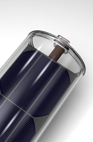 Paneles solares híbridos térmicos y fotovoltaicos (y en un tubo) 2