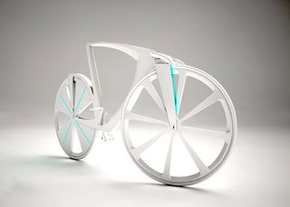 Bicicleta levitation 10